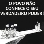 O refém do poder